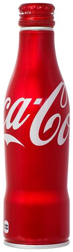 コカ・コーラ スリムボトル