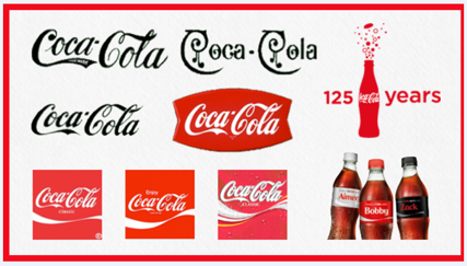 コカ・コーラ ロゴ 歴史