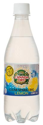 カナダドライ クリアスパークリングレモン 製品特徴